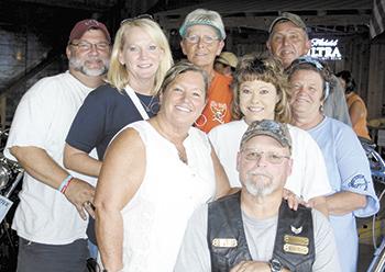 Benefit raises over $5,000 for Bill Robertson