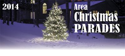 2014 AREA CHRISTMAS PARADES