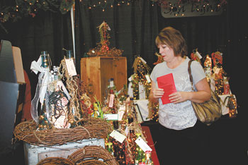 Junior Charity League Holds 4th Annual Gift Galleria At Shelby City Park