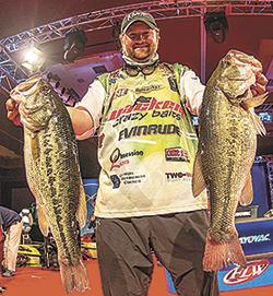 Local anglers Bryan Thrift & Matt Arey have high expectations for new season