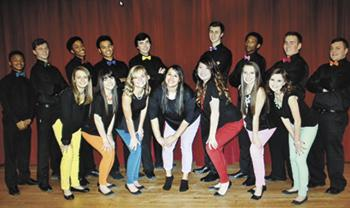 Tonal Spectrum moves on to National Competition