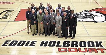 Gardner-Webb Honors Stellar Career of Former Coach Eddie Holbrook