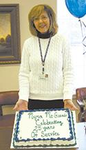McGinnis, Celebrates 25 Years of Service with Hospice