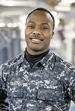 Shelby High School grad Griffin serves in US Navy