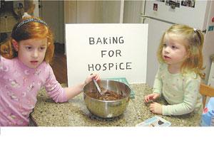HOSPICE CAKE & CASSEROLE SALE...