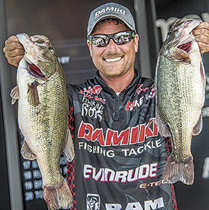 Local anglers have eye on title