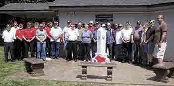 Veterans Monument dedication held
