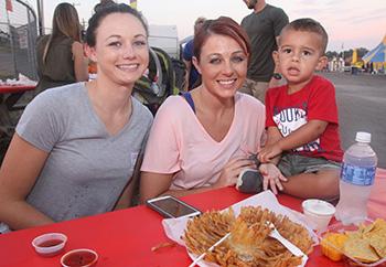 Cleveland County Fair Fun Food!