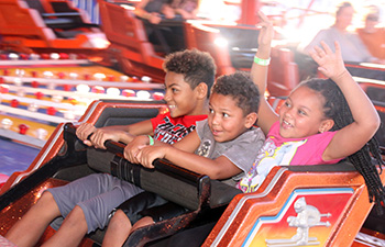 There is still time to enjoy the Cleveland County Fair!