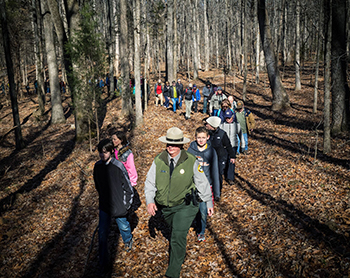 Upcoming Environmental Programs offered at South Mountains State Park