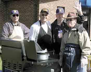 American Legion Post 82 Fundraiser held