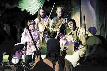 Drama brings Battle of Kings Mountain to life