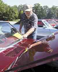 Thunderbirds Car Show benefits archery teams