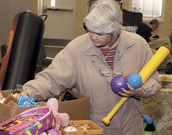 Poplar Springs Baptist yard sale fundraiser supports mission work